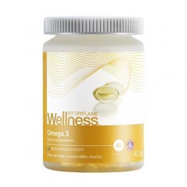 Омега-3 Орифлейм, 500 мг, 60 капсул